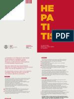 Folleto Hepatitis - Leer