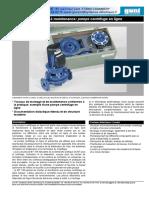Montage & Maintenance Pompe Centrifuge en Ligne
