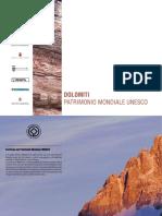 Brochure Dolomiti Unesco ITA.1306137347