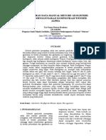 Paper Konfigurasi Wenner Alpha