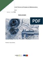Tecnologia e Processos de Mecânica - Módulo 1 - Metrologia