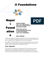 Nepali Foundations