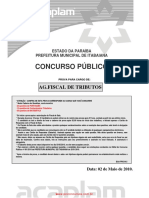 Pv Ag Fiscal Tributos