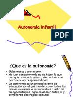 autonomiainfantil-120122195214-phpapp01