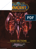 WoW Dark Factions