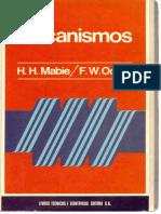Mecanismos - H.H. Mabie