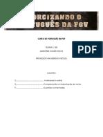 CURSO DE PORTUGUÊS FGV EM PDF - INTERPRETAÇÃO DE TEXTO.pdf