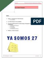 TEMA 3 La Organización de La Unión Europea -1ª--PUBLICA
