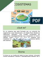 Ecosistemas diapositivas