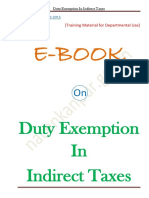 E-book on Exemption