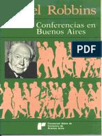 Conferencia en Buenos Aires