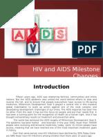 HIV Milestone Changes