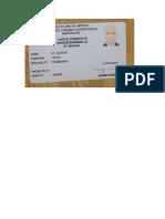 ccm CARD