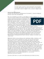 Review Baltrusch, Ernst, Die Juden und das Römische Reich - Geschichte einer konfliktreichen Beziehung