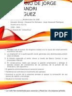 Gobierno de Jorge Alessandri Rodríguez.pptx