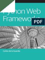 Python Web Frameworks