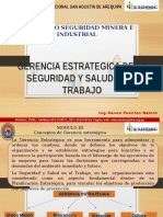 Modulo III Gerencia Estrategica de La Seguridad y Salud en El Trabajo.1
