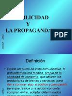 Publicidad y Propaganda Para 7º