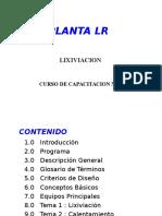 LR Lixiviación