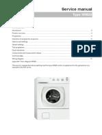 Asko Service Manual WM25