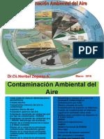 CONTAMINACIÓN DEL AIRE Y SUS COMPONENTES ENGATIVOS