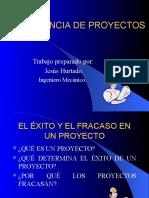 Gerencia de Proyec Seccion i 05-11-07