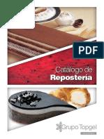 Catalogo Reposteria