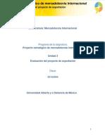 Unidad 3. Evaluacion Del Proyecto de Exportacion_Contenido Nuclear