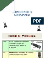 Clase 5 Microspcopia y Celula Eucarionte