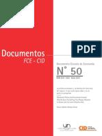 Alvaro Moreno - Política Monetaria y Distribución Funcional Del Ingreso - 2014