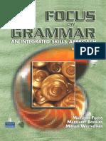 Focus on Grammar 3 Intermediate