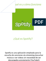 ¿Qué es Spotify? ¿Cómo se descarga?