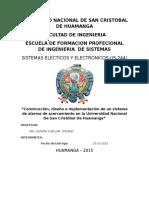 Perfil de Proyecto de Sistemas Electricos y Electronicos