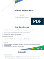 Diagnóstico Do Saneamento Básico - Brasil