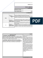 Plan Curricular Anual - Lengua y Literatura - 3ro Aegb