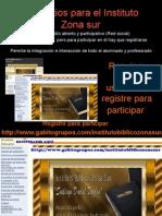 Tutorial1 PRESENTACIÓN DE LAS PÁGINAS listo