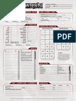 Vexx's Character Sheet