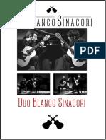Duo Blanco Sinacori Concert 2016-2017 ITA HQ