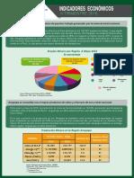 Indicadores Economicos Regionales. II Trimestre 2016