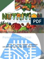 Nutrisi Pada Kehamil