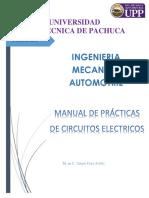 Manual de Practicas Circuitos Electricos