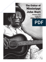Mississippi John Hurt Book