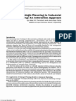 Strategic Planning in Industrial Markets