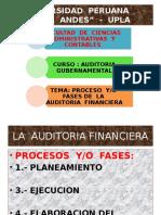 La Auditoria Financiera 2016