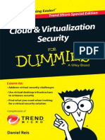 Cloud Virtualization Security for Dummies East Custom
