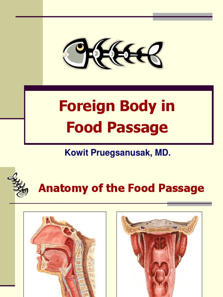 ENT_Foreign Body in Food Passage.pdf