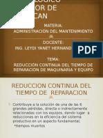 4.5 Reducción Continua Del Tiempo de Reparación de Maquinaria y Equipo (1)