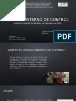 Organo Interno de Control