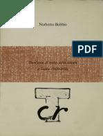 Norberto Bobbio - Trent'anni di storia della cultura a Torino (1920-1950)