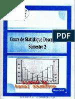 Statistique Discriptive S2